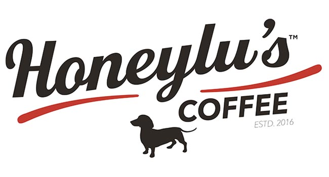 Honeylu's Coffee Logo