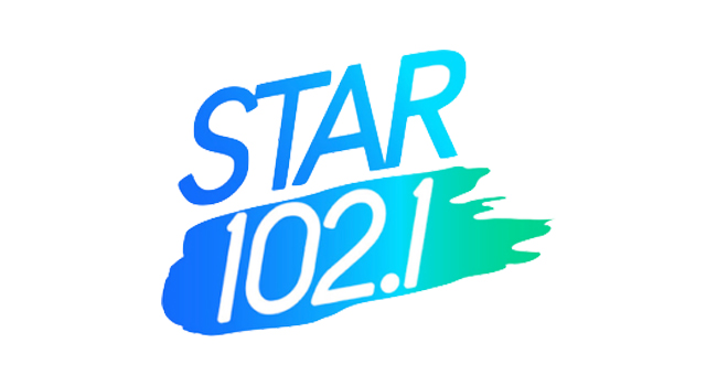 Star 102.1 radio logo