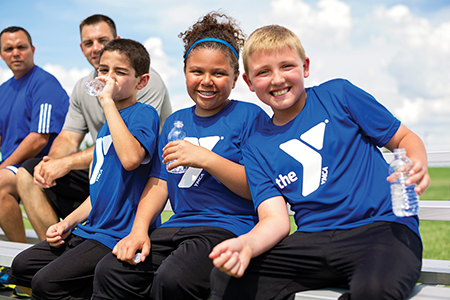 YMCA DAY OF GIVING