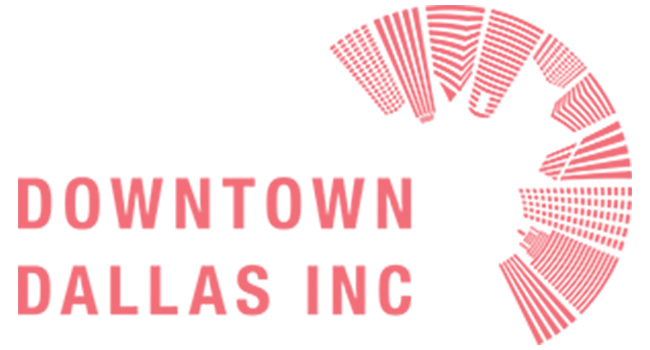 Downtown Dallas Inc logo