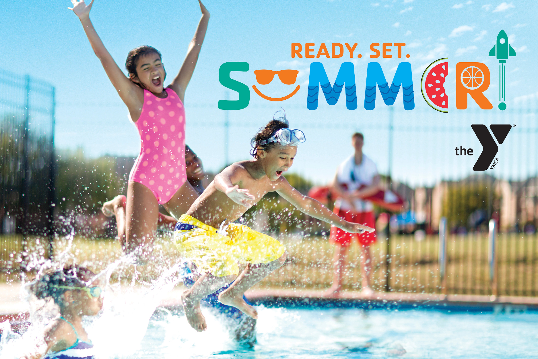 Summer At the YMCA!