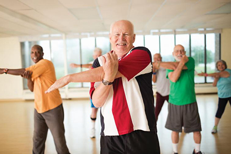 Senior Wellness at the Y