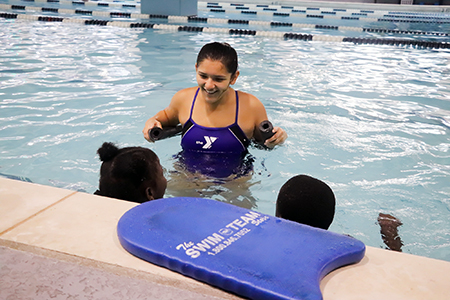 YMCA Safety Around Water