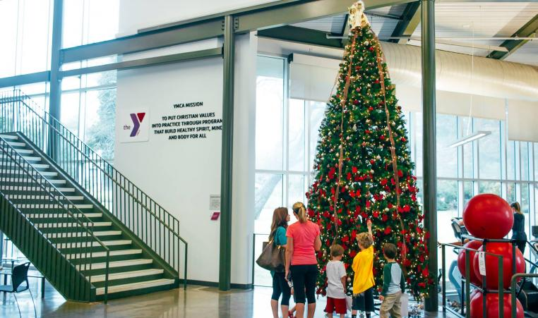 White Rock YMCA Angel Tree