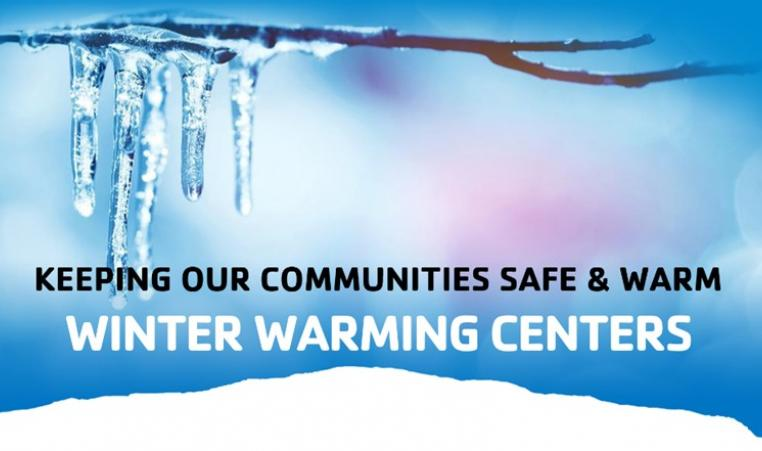 YMCA WINTER WARMING CENTERS