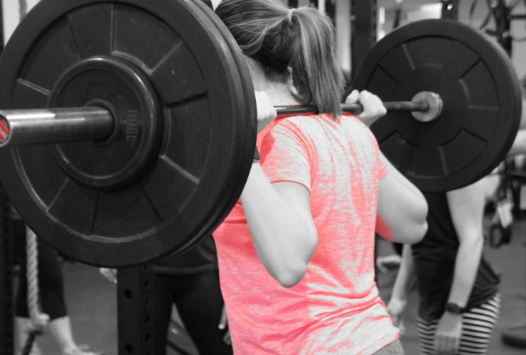 Why Women should weigh lift