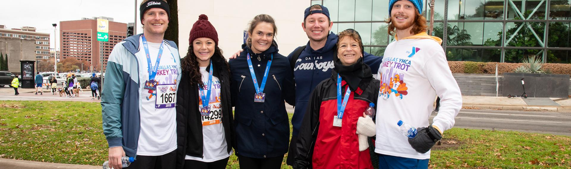 2020 Dallas YMCA Turkey Trot